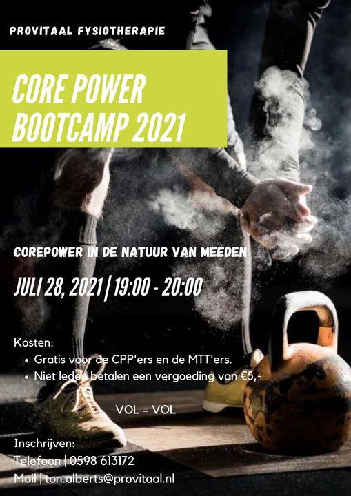 Provitaal-Fysiotherapie-Meeden/Bootcamp